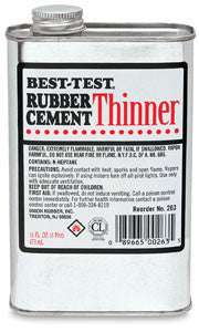 264 BEST TEST THINNER 生膠溶解液 203
