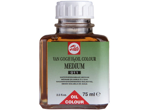 24280011 medium for h2o/ oil color, 75ml 011