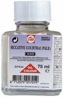 24280030 泰倫斯 媒劑 (慢乾 - 淺色) TALENS SICCATIVE COURTRAI (PALE) 030 75ML