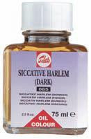 24280085 泰倫斯 媒劑 (慢乾 - 深色) TALENS SICCATIVE HARLEM (DARK) 085 75ML
