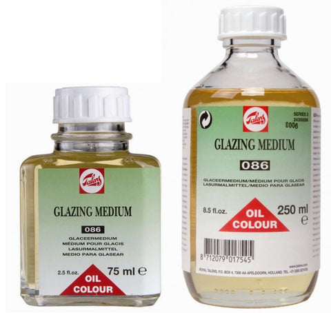 TALENS GLAZING MEDIUM 086 75ml, 250ml