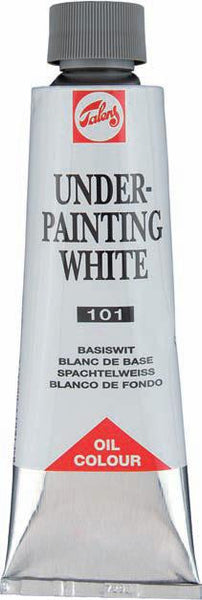 TALENS UNDERPAINTING WHITE 101 150ML