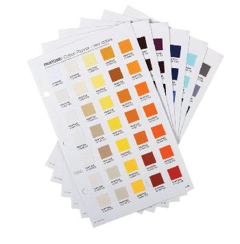 FHIC310 PANTONE FASHION AND HOME, 210 NEW COLOR, COTTON PLANNER (FHIC 310)