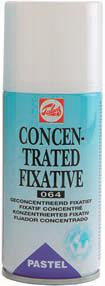 TALENS FIXATIVE for pastels, charcoal and crayons 064 150ml, 400ml