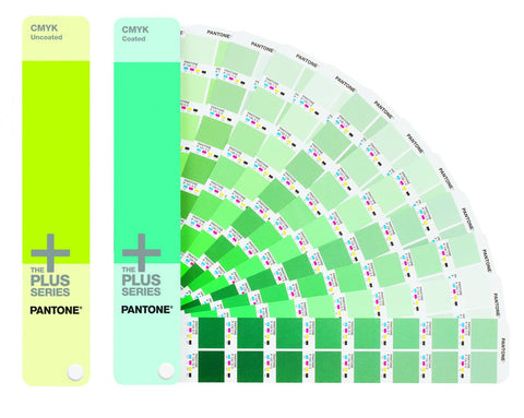 PANTONE GP5101 CMYK GUIDE SET [UNCOATED/COATED] GP 5101