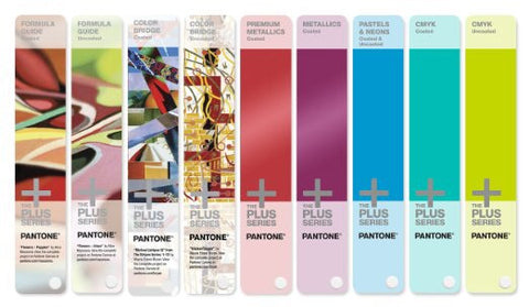 Pantone gpg304 ( gpg 304 ) PORTABLE GUIDE STUDIO - 9 GUIDES SET
