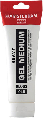 24122015 Amsterdam heavy gel medium glossy 015 250ml