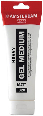 24122020 Amsterdam heavy gel medium matt 020 250ml