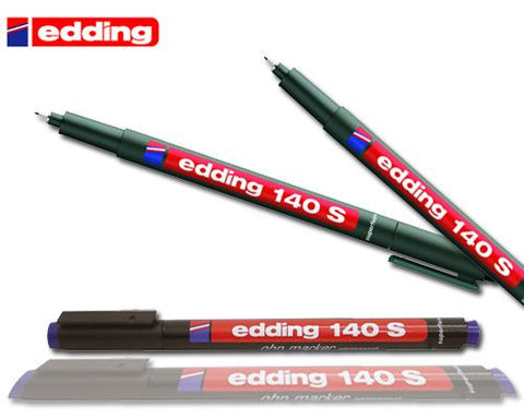 Edding 140s OHP markers permanent