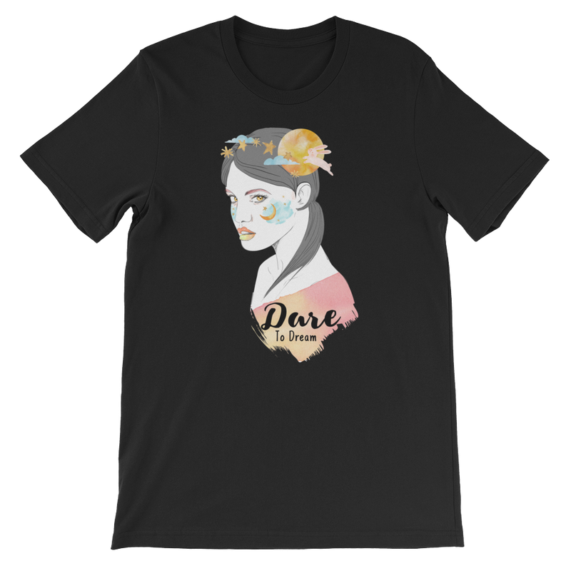 Dare To Dream To The Moon T-Shirt
