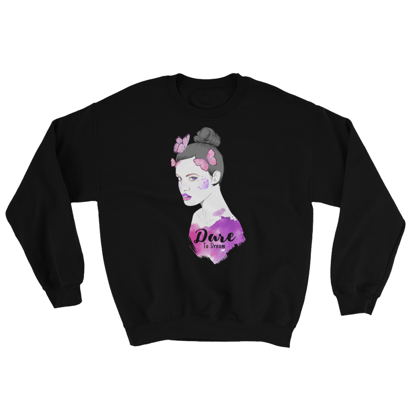 Dare To Dream Butterfly Effect Sweatshirt