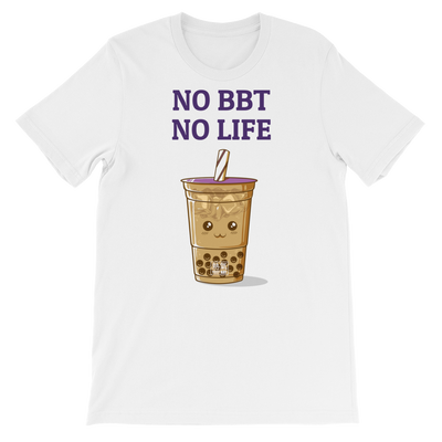 Featured Foods No BBT No Life T-Shirt