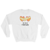 Retro Japan すきだ SuKiDa I love you Sweatshirt