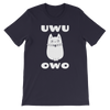 UWU OWO Kitty T-Shirt