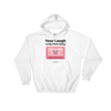 Cute Romance Your Laugh Is My Fave Song Hoodie