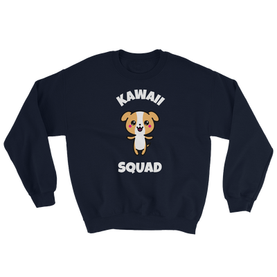Kawaii Squad Puppy Sweatshirt