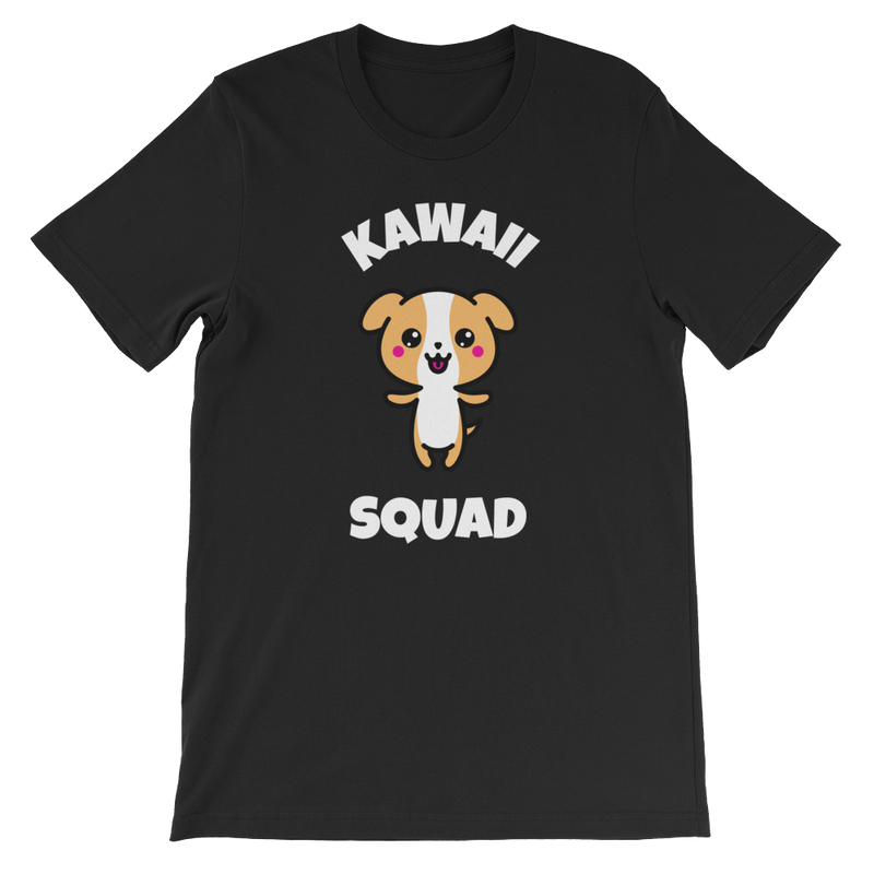 Kawaii Squad Puppy T-Shirt
