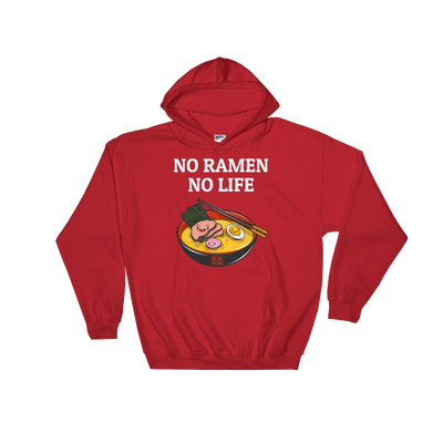 Featured Foods No Ramen No Life Hoodie