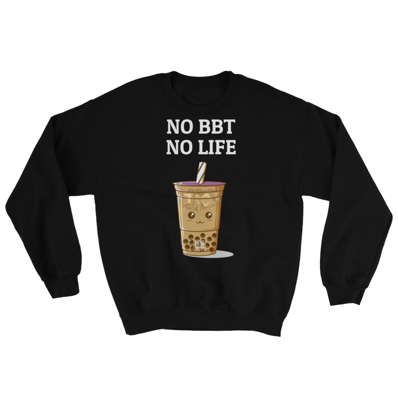 Featured Foods No BBT No Life Sweatshirt