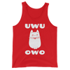 UWU OWO Kitty Tank