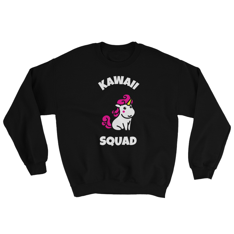 Kawaii Squad Unicorn Sweatshirt