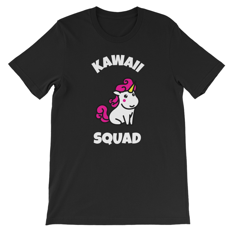 Kawaii Squad Unicorn T-Shirt