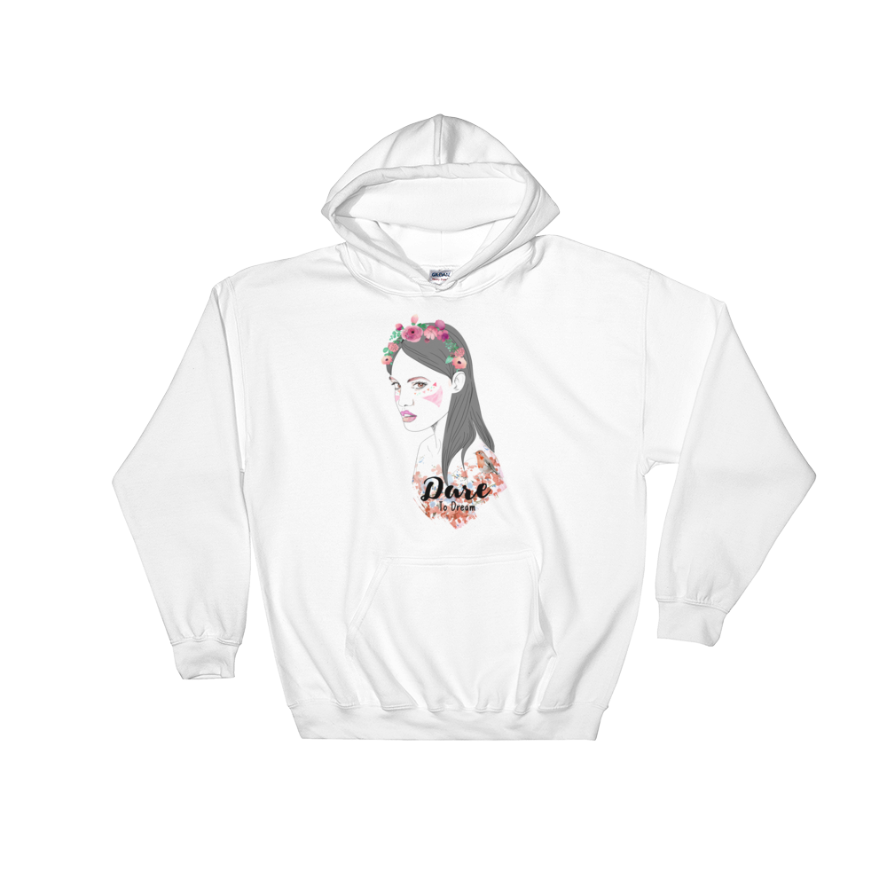 Dare To Dream Birdsong Hoodie