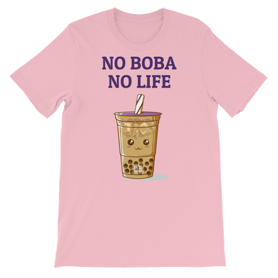 Featured Foods No Boba No Life T-Shirt