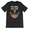 Featured Foods No BBQ No Life T-Shirt