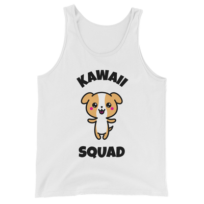 Kawaii Squad Puppy Tank