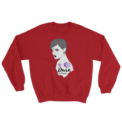 Dare To Dream Crescent Sweatshirt