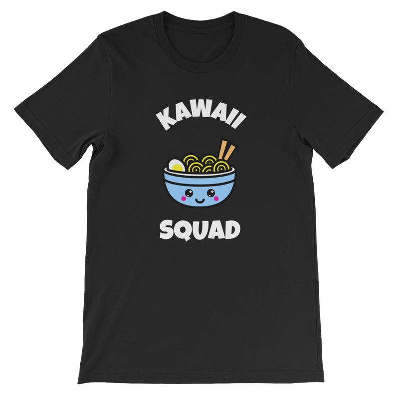 Kawaii Squad Noodles T-Shirt