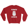UWU OWO Kitty Sweatshirt