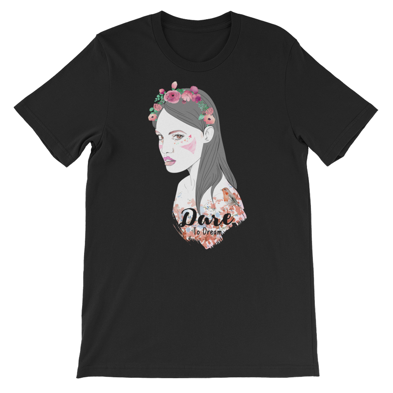 Dare To Dream Birdsong T-Shirt