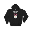 Cute Romance Make Sushi Not War Hoodie