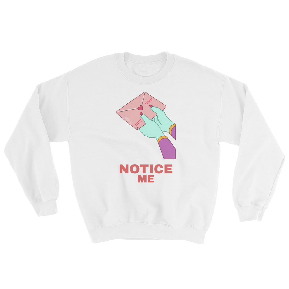 Retro Japan Notice Me Sweatshirt