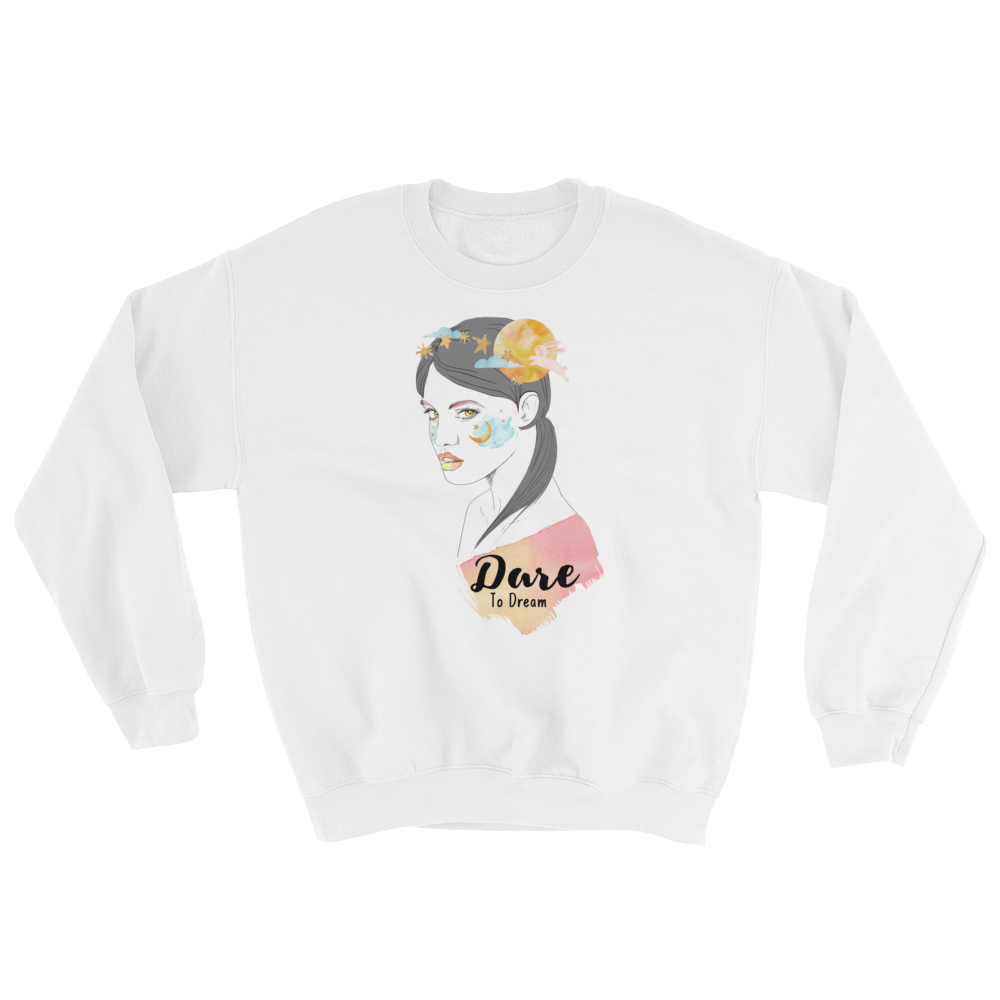 Dare To Dream To The Moon Sweatshirt