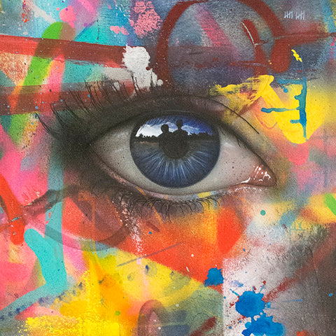"My Dog Sighs ""Days and Nights and the Places in-between"""