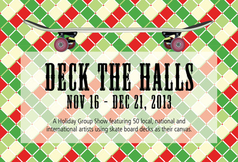 Vertical Gallery Deck The Halls