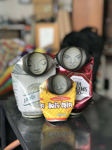 Acrylic - My Dog Sighs