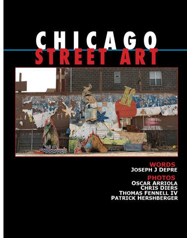 Books - Chicago Street Art Book