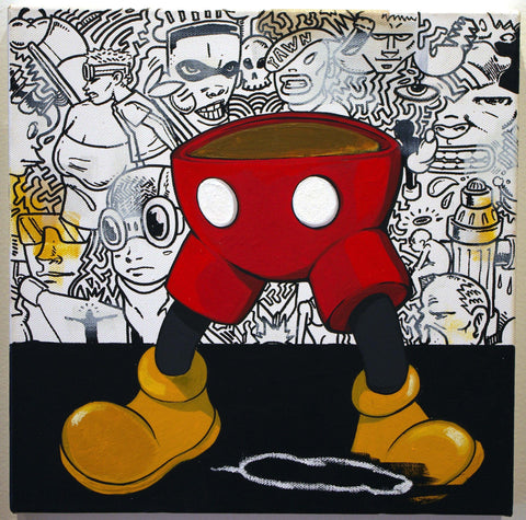 -------- - Hebru Brantley