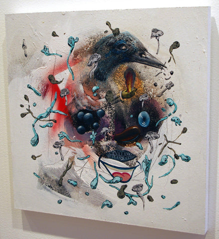 Mixed Media - Collin Van Der Sluijs