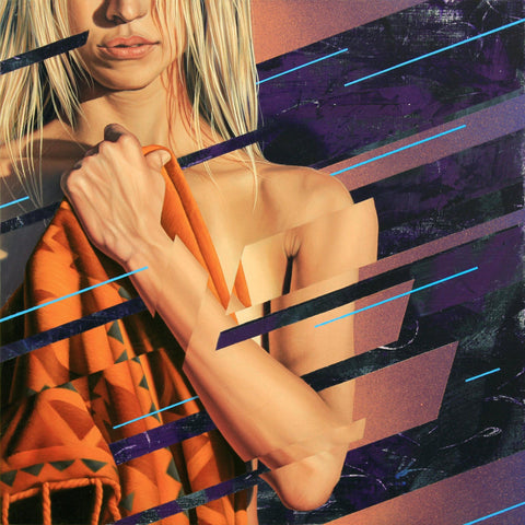 Mixed Media - James Bullough