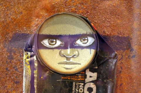 Mixed Media - My Dog Sighs