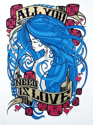 Screen Print - Inkie