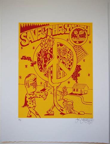 Screen Print - Sickboy