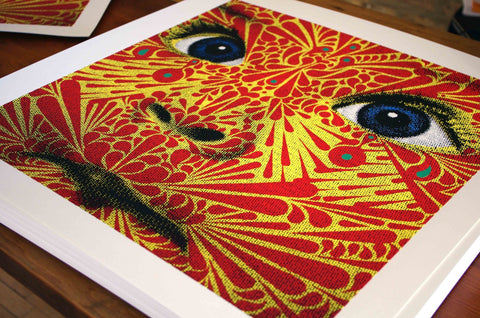 Screen Print - Stinkfish