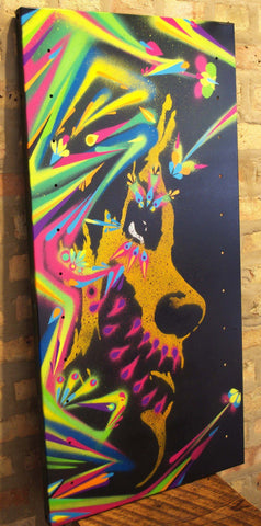 Spray Paint On Metal - Stinkfish
