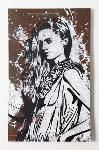 Spray Paint On Metal - XOOOOX